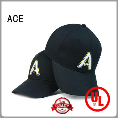 ACE portable personalized baseball caps get quote for beauty