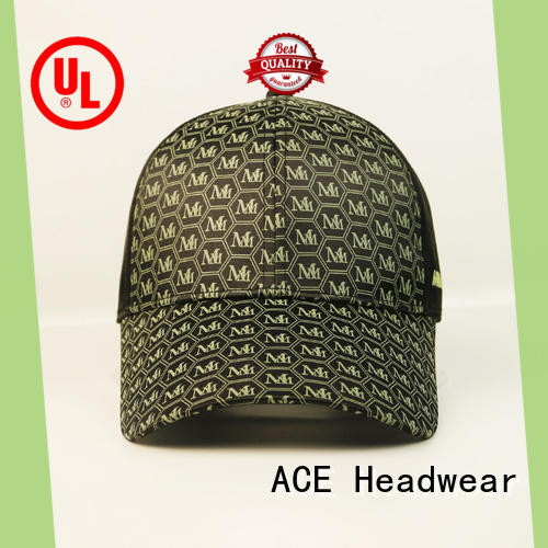 ACE sun baseball caps for men customization for beauty