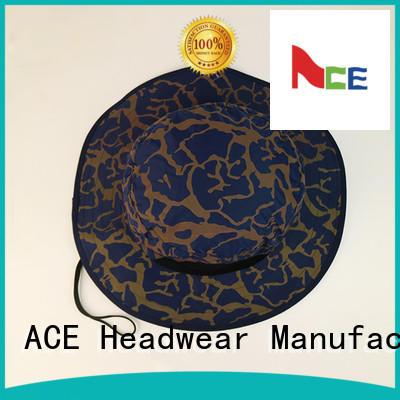 Breathable trendy bucket hats headwear customization for beauty