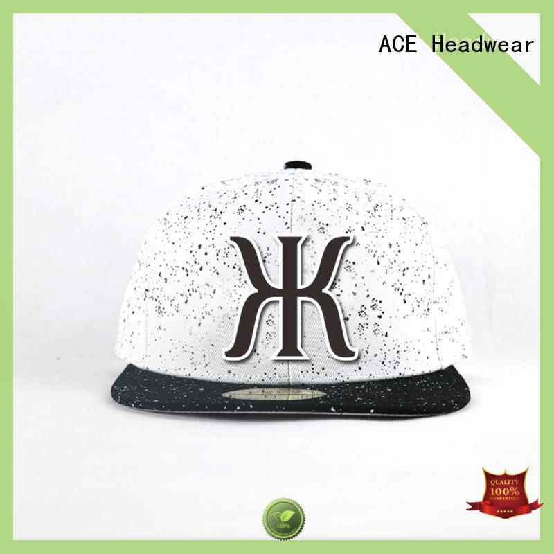 ACE custom hats