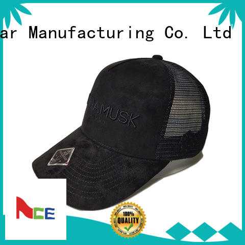 ACE curved wholesale trucker hats customization for Trucker