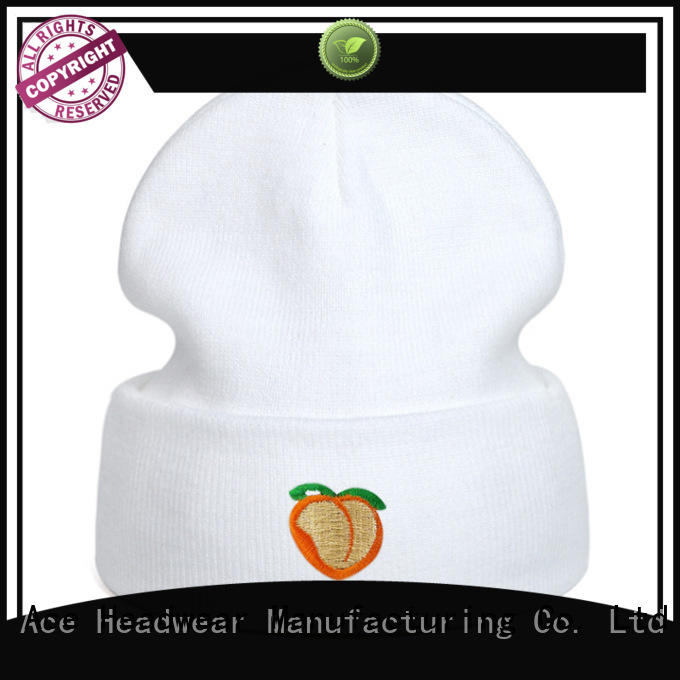 portable knit beanie adults ODM for beauty