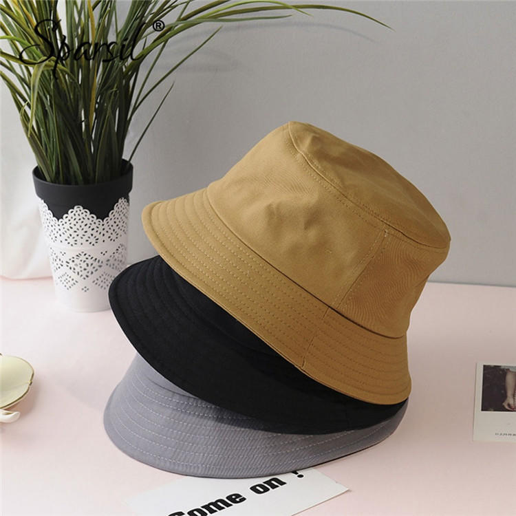 ACE solid mesh best bucket hats customization for beauty-2