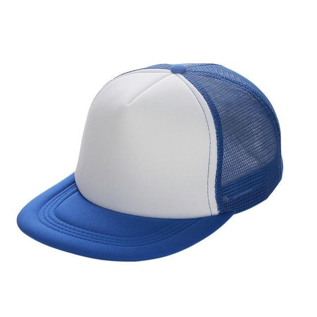ACE solid mesh classic trucker cap OEM for Trucker-2