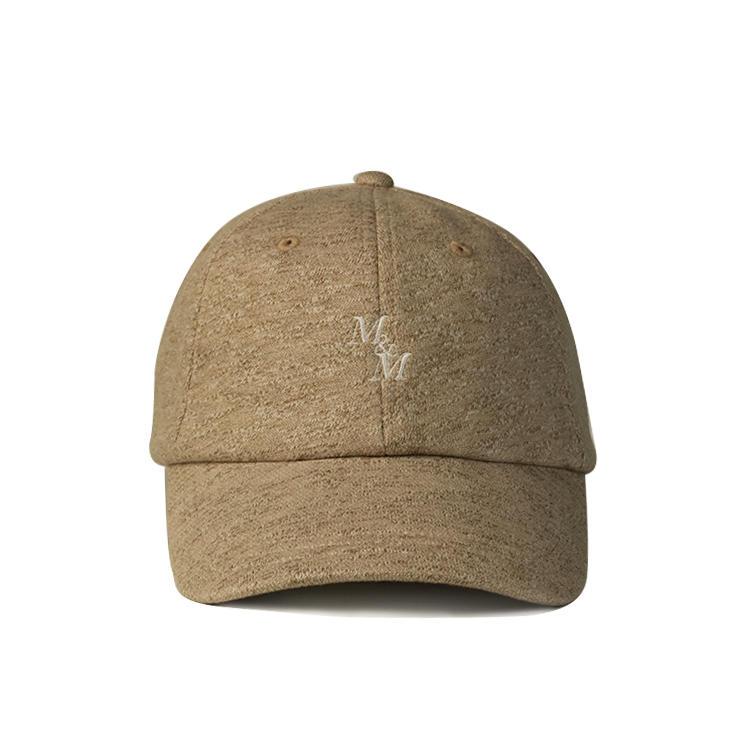 solid mesh black baseball cap plastic free sample for fashion-1