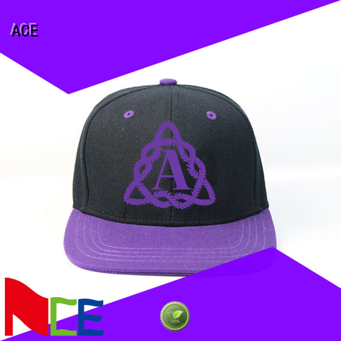 ACE on-sale bulk snapback hats OEM for fashion