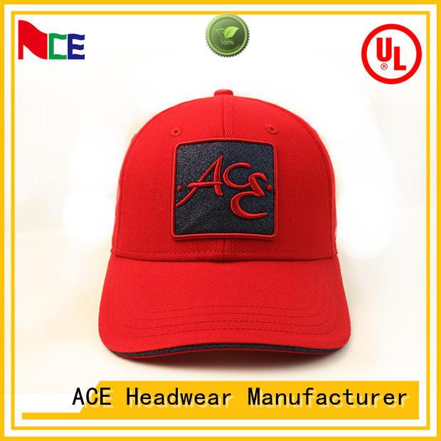 portable baseball caps for men adult supplier for beauty
