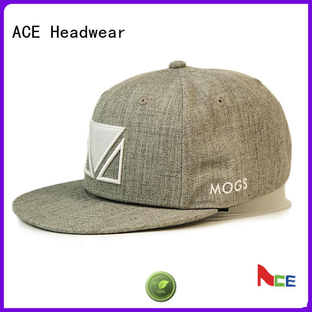 high-quality snapback hat brands quality for wholesale for fashion