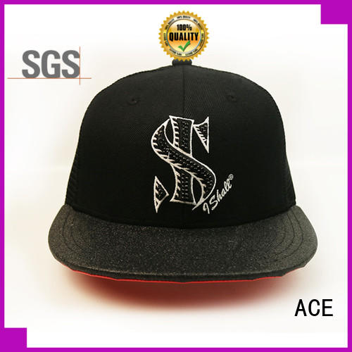 ACE mesh sports cap supplier for beauty
