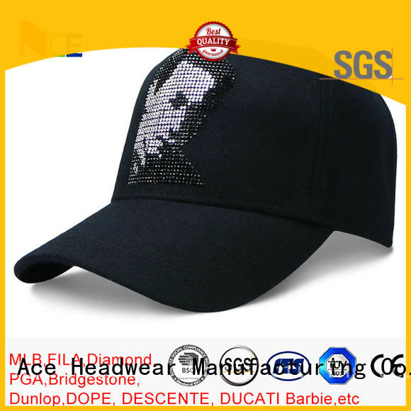 flowers trendy baseball caps stylish for beauty ACE
