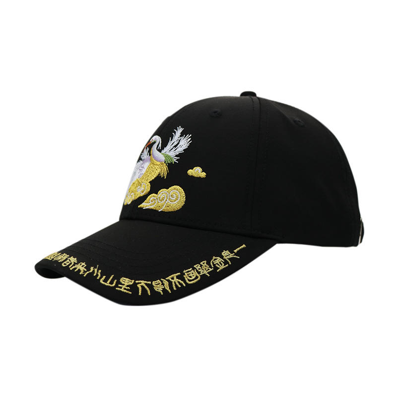 China Factory Custom Baseball Cap Collection
