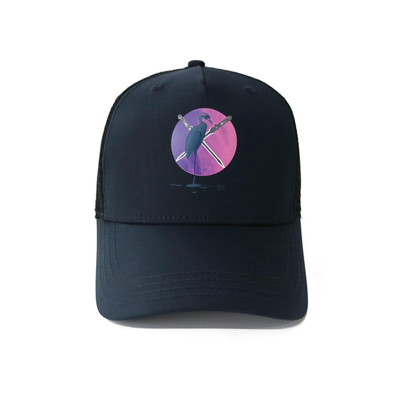 Original Curved Outdoor Trucker Caps