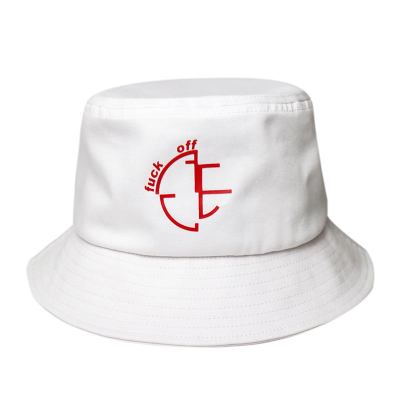 Wholesale 100% Cotton Custom Bucket Hats