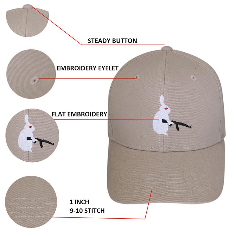 ACE high-quality black baseball cap mens bulk production for fashion-1