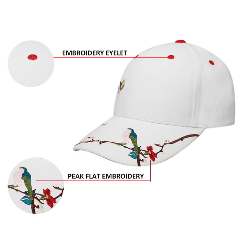 high-quality women's fashion baseball caps supplier for baseball fans ACE