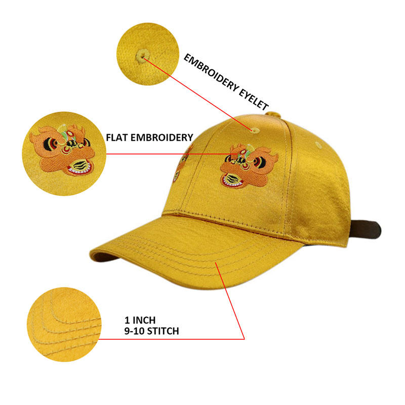 ACE plastic red baseball cap free sample for beauty