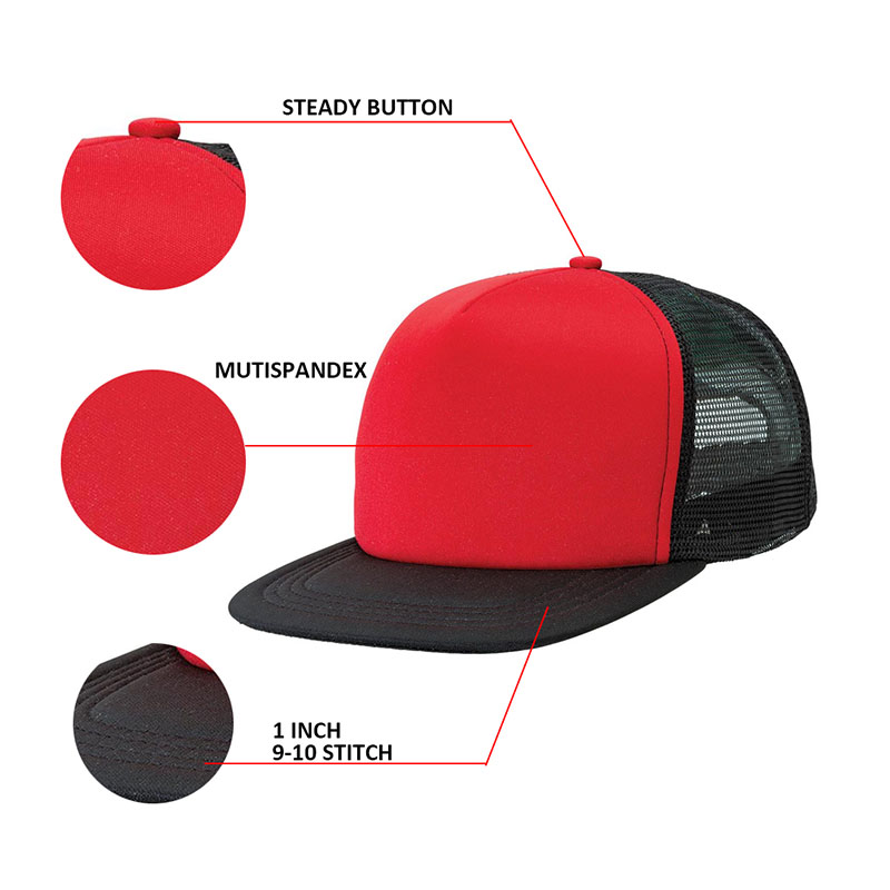 ACE portable black trucker cap get quote for beauty-1