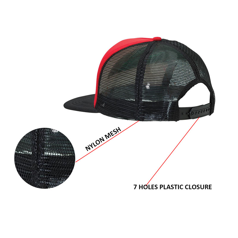 ACE portable black trucker cap get quote for beauty-2
