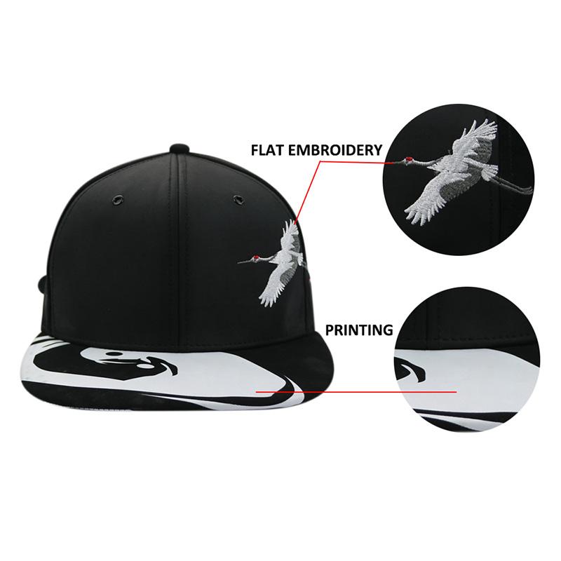 ACE grey snapback hat brands customization for beauty-1