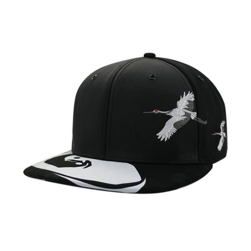 ACE grey snapback hat brands customization for beauty-3