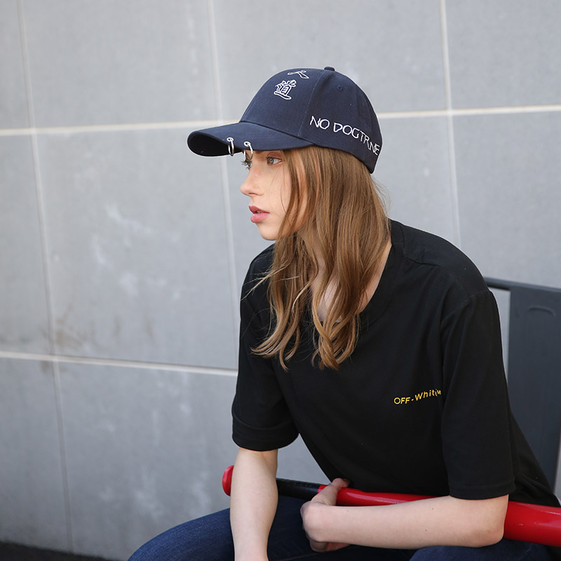 ACE high-quality white baseball cap customization for beauty-2