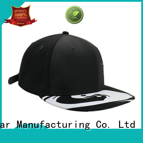 ACE panel snapback hat for wholesale for beauty