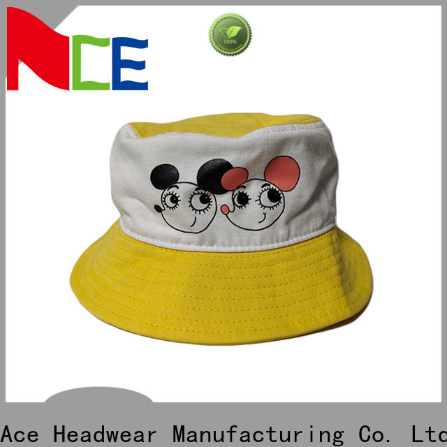 ACE durable bucket hat fashion free sample for beauty