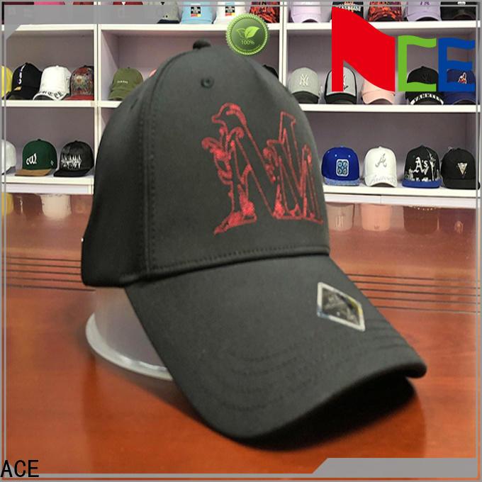 portable fashion baseball caps cotton customization for beauty