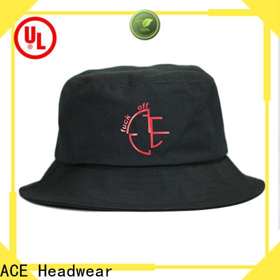 latest bucket hat fashion cotton customization for beauty