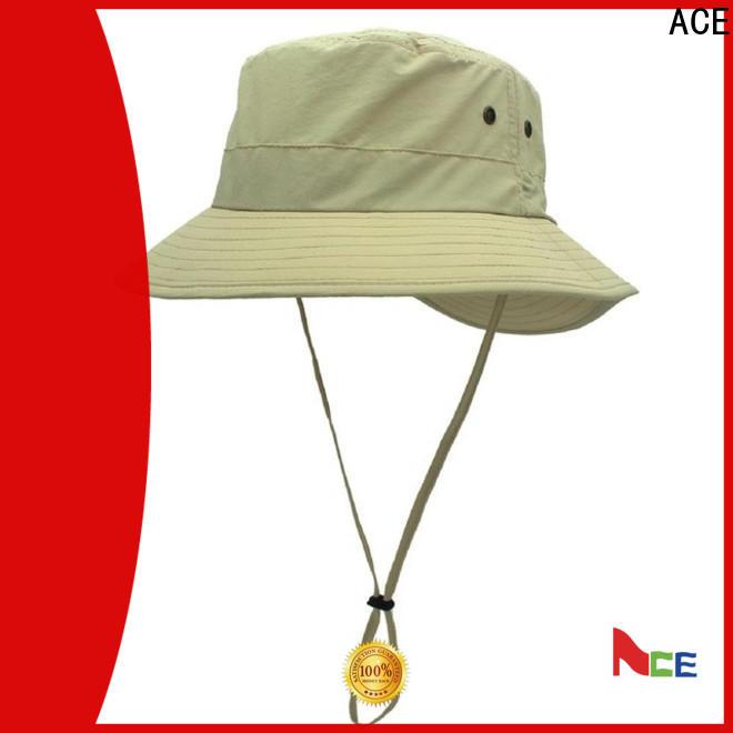 ACE sun womens sun visor caps bulk production for beauty