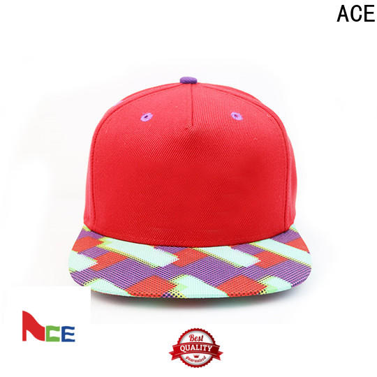 ACE funky best snapback caps for wholesale for fashion