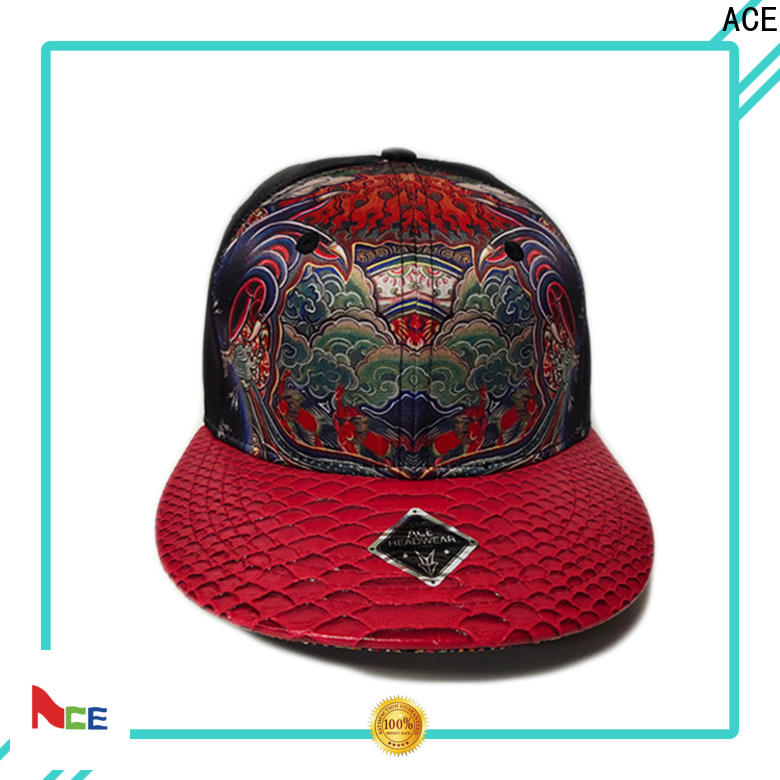 high-quality custom snapback caps yellow for wholesale for beauty