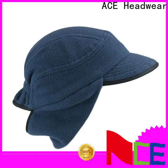 ACE durable knit beanie hats buy now for fashion