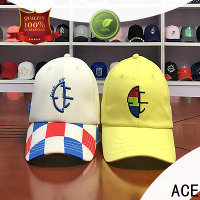 portable sports baseball cap cotton supplier for beauty