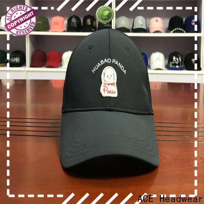 ACE at discount womens baseball cap OEM for beauty