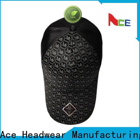 ACE unisex snapback cap buy now for fashion