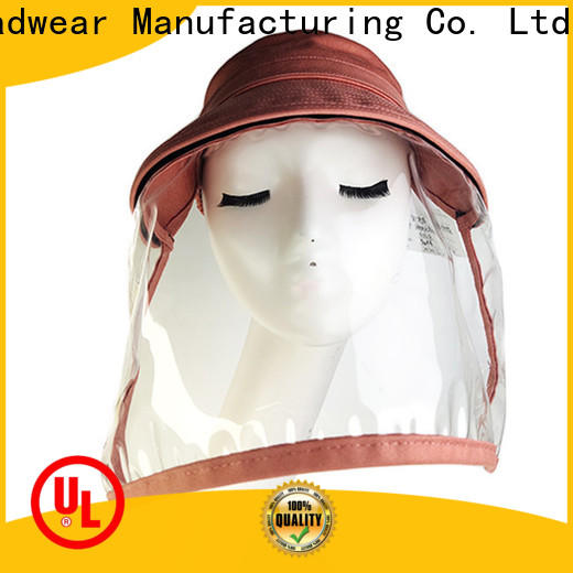 Breathable trendy bucket hats brim for wholesale for beauty