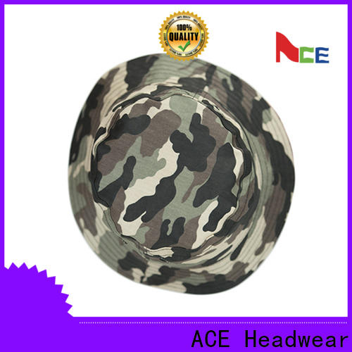 ACE durable bucket hat get quote for beauty