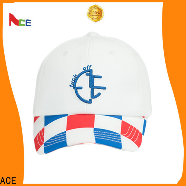 ACE high-quality best mens baseball caps get quote for fashion