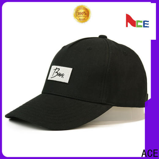 on-sale baseball cap flat bulk production for fashion