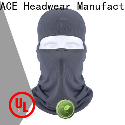ACE adults knit beanie mens customization for fashion