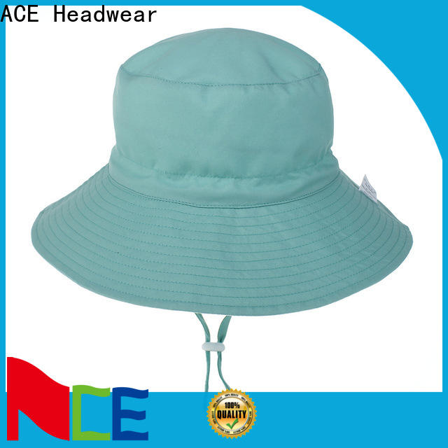 ACE high-quality floral bucket hat ODM for beauty