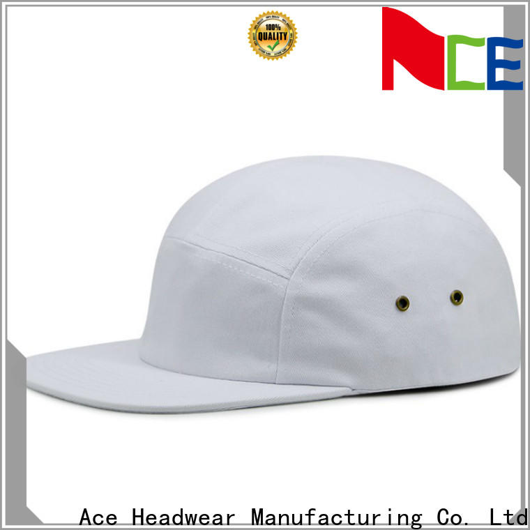 ACE embroidery snapback caps for men buy now for fashion