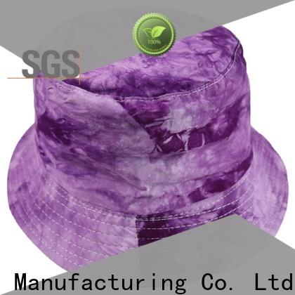latest blue bucket hat cotton ODM for fashion