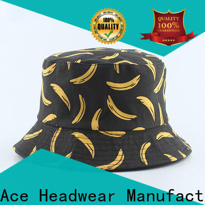 funky bucket hat with string feature supplier for fashion