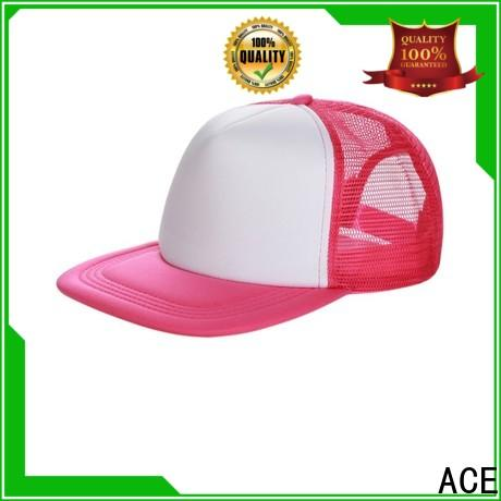 ACE on-sale vans trucker cap free sample for fashion