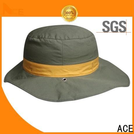 solid mesh blue bucket hat sale bulk production for beauty