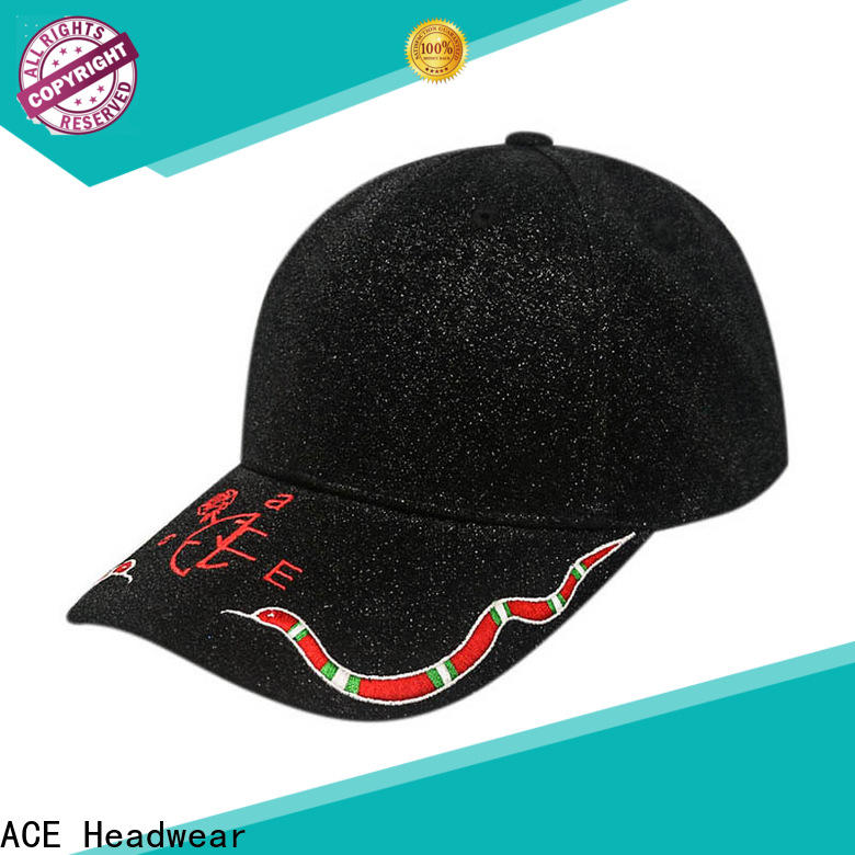 ACE buckle red baseball cap buy now for baseball fans