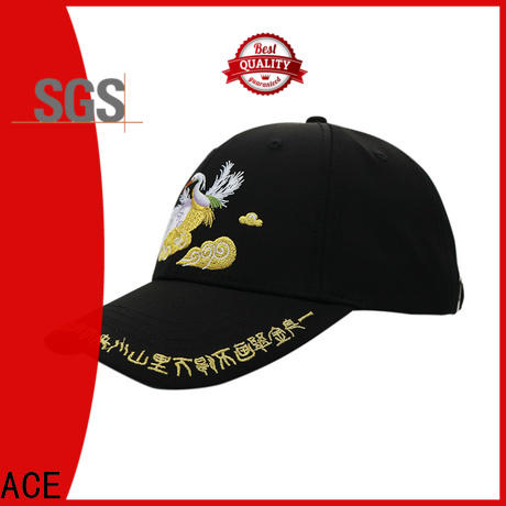 at discount embroidered baseball cap 58cm customization for beauty