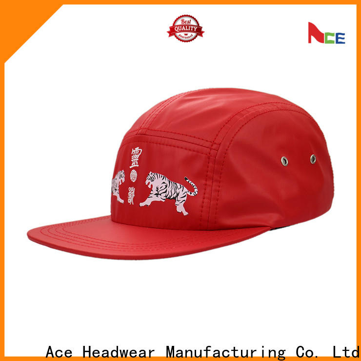 ACE on-sale mesh snapback hats OEM for beauty